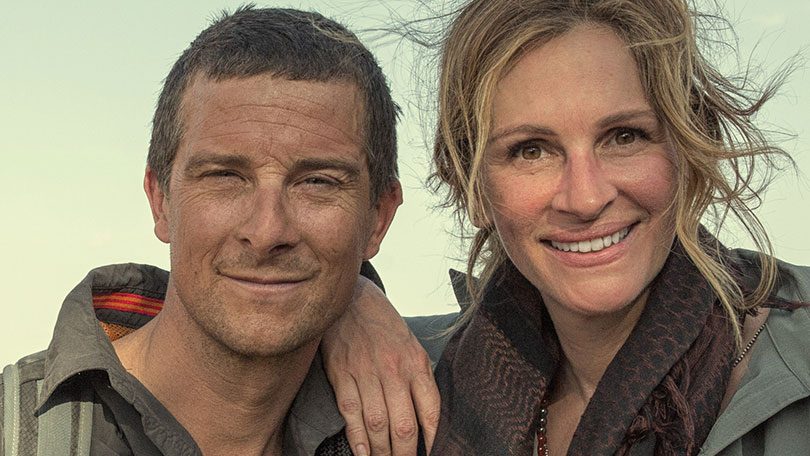 running wild bear grylls most eye watering moments bt