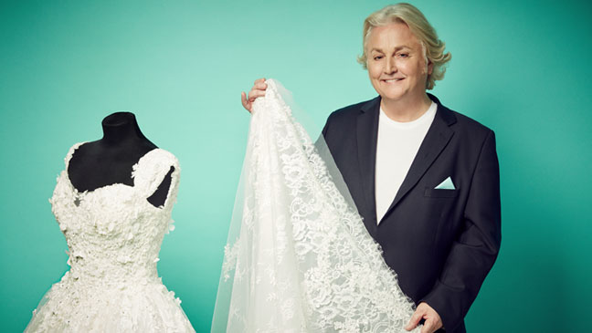Say Yes to the Dress David Emanuel on Meghan Markle, Princess Diana ...