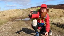 Sean Conway: Running Britain