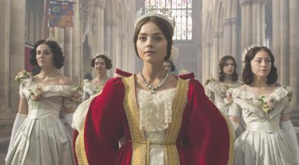 See Doctor Who's Jenna Coleman as Queen Victoria in a brand new trailer