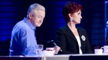 Sharon Osbourne and Louis Walsh cause chaos in Six Chair Challenge