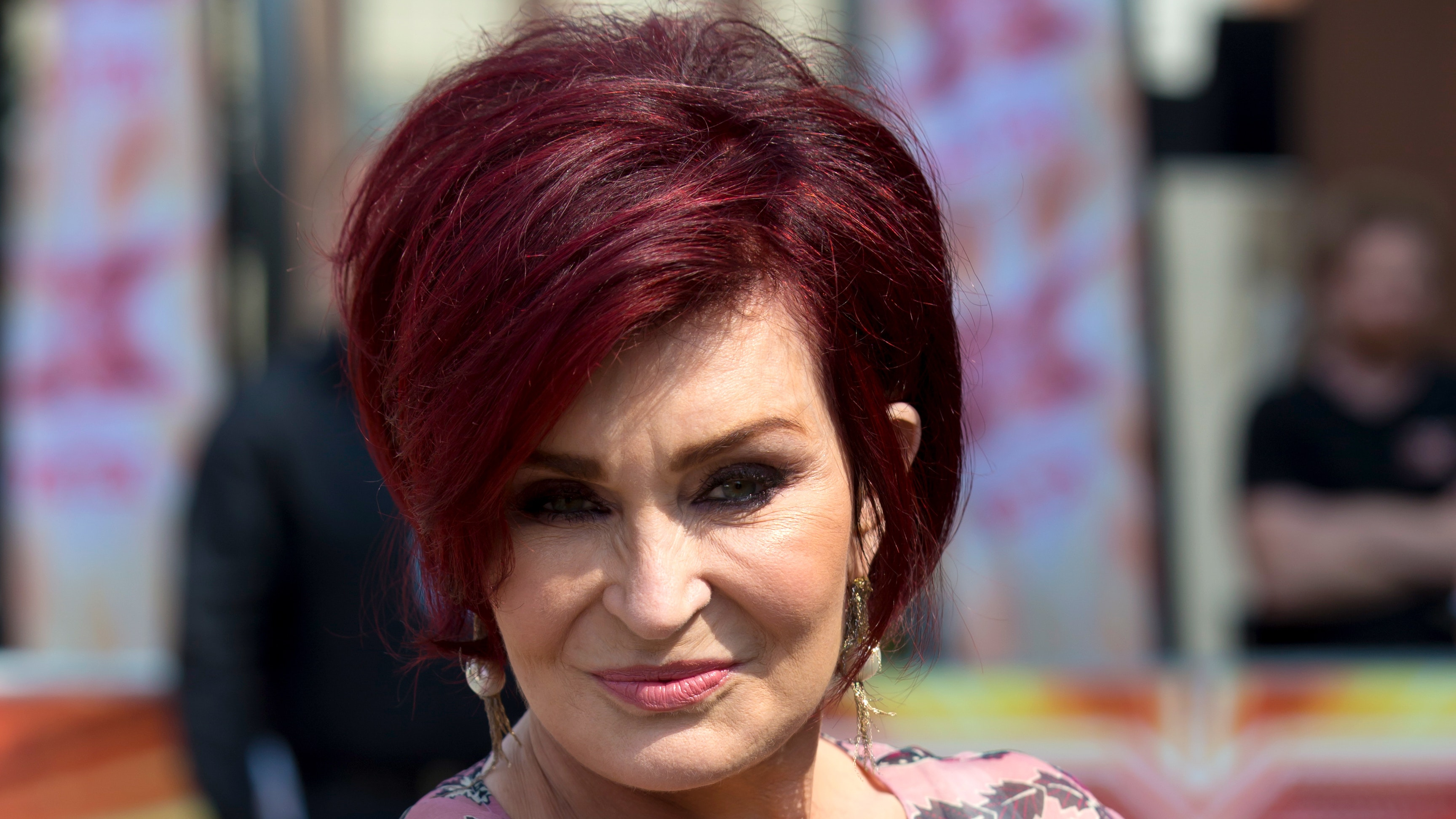 Sharon Osbourne Debuts 'Refreshed' New Look Following Facelift