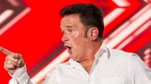 Simon Cowell meets his lookalike at X Factor auditions
