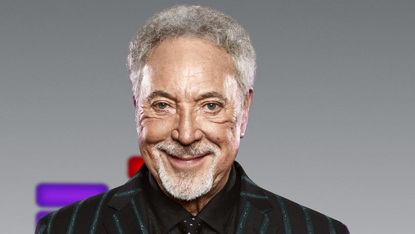 Many A Talented Voice Contestant Has Been Stunned To Silence Simply By Being In The Presence Of Sir Tom Jones Singing Legend And A Regular Fixture On The