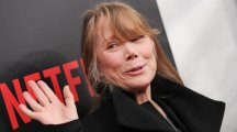 Sissy Spacek: I made movies for a break from the kids