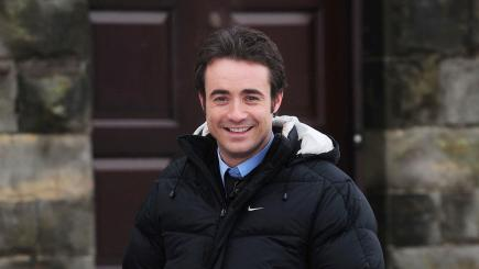 'So this is happening' Holby's Joe McFadden 'terrified' as he signs up for Strictly