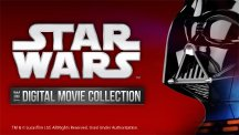 Star Wars available on Digital HD
