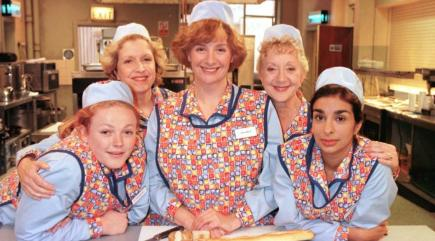 Stars pay tribute to Victoria Wood who has passed away at 62