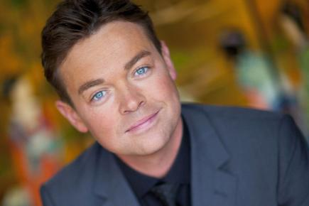 Stephen Mulhern promotional shot for Magic Numbers