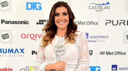 Stillbirth storyline earns soap personality award for Corrie's Kym Marsh