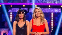 Strictly Come Dancing hosts Tess and Claudia