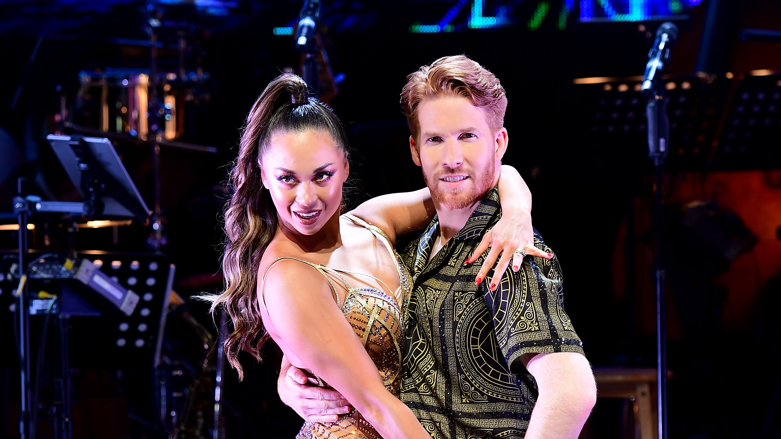 Katya Jones splits from husband Neil Jones