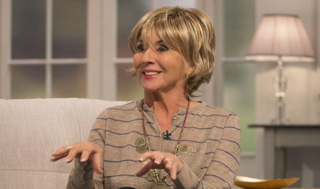 sue johnston caroline aherne