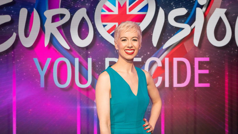 SuRie chosen to represent the United Kingdom at the Eurovision Song Contest 2018