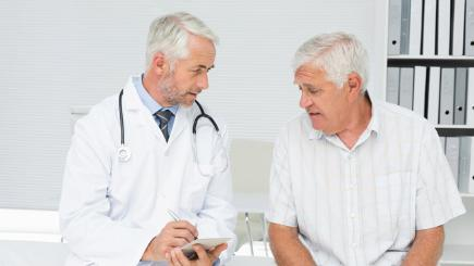 Symptoms of prostate cancer