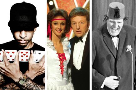Television's greatest magicians