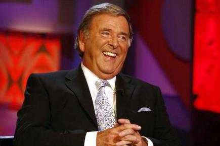 Terry Wogan appears on Friday Night With Jonathan Ross