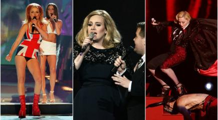 Brit Awards 2016: Adele dominates with four awards