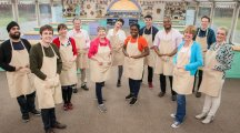 The Bake Off contestants had a pre-final dinner and proved they're the best of friends