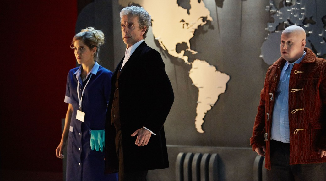 The Doctor Who Christmas special trailer has us on the edge of our ...