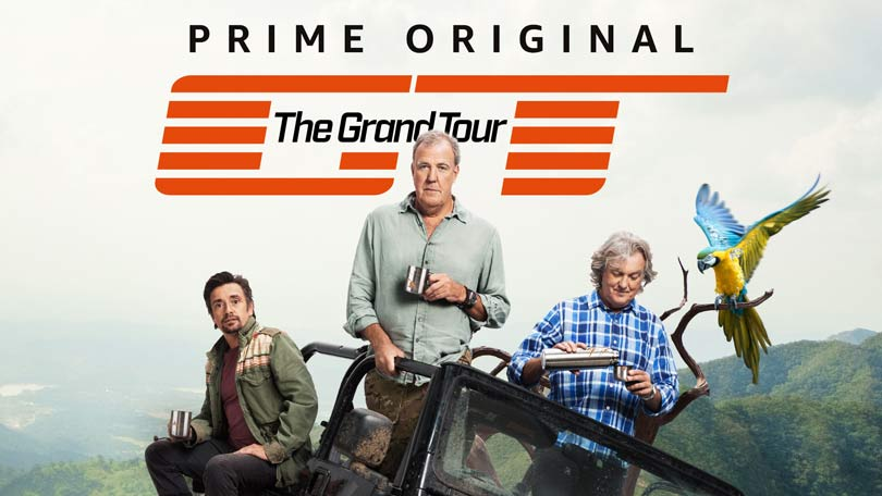 The Grand Tour 3x06 Espa&ntildeol y Vose Disponible