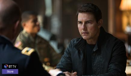 Tom Cruise plays Jack Reacher in Never Go Back. Image credit: © 2017 Paramount Pictures. All Rights Reserved