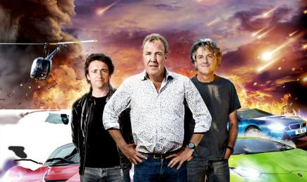 Top Gear returns for series 22 with Jeremy Clarkson
