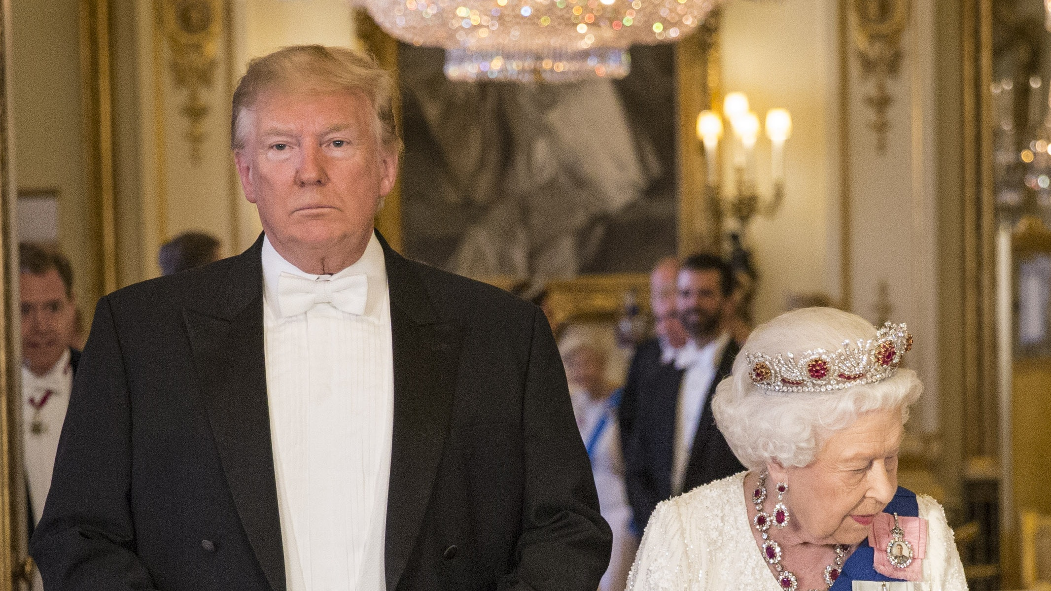 Trump state visit: Americans thank Royal Family for 'babysitting [their] garbage'