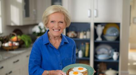 Viewers were NOT impressed by Mary Berry's bolognese sauce