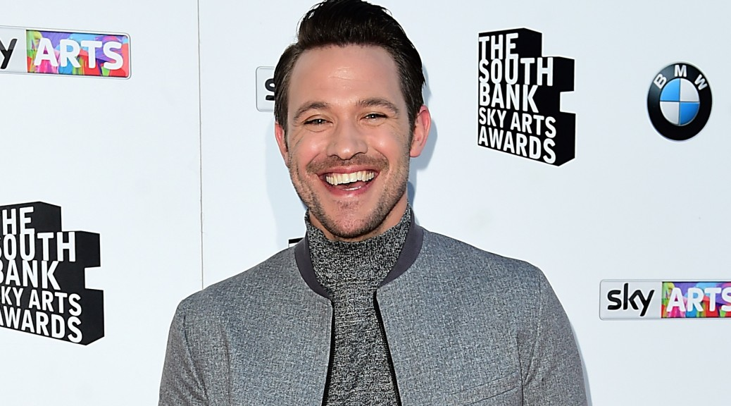 Will Young becomes second celeb confirmed for Strictly