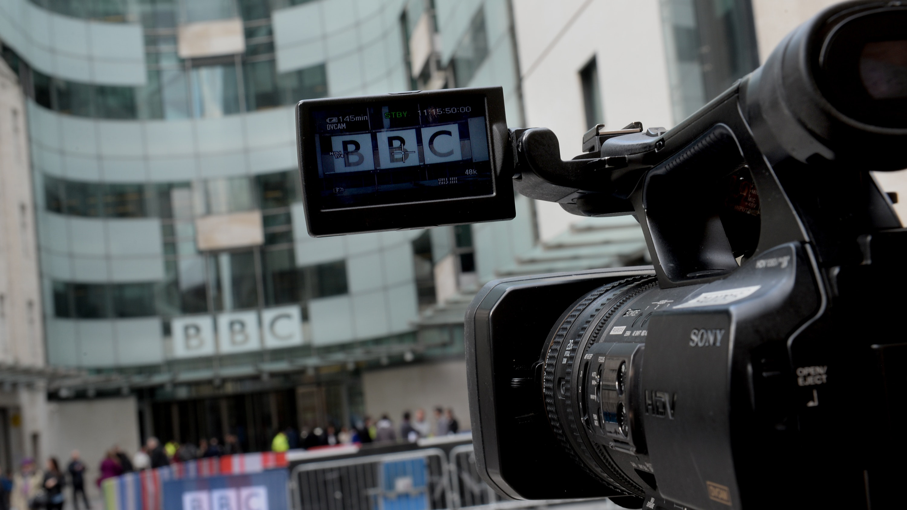 BBC stars faced huge tax bills after 'having to set up companies'