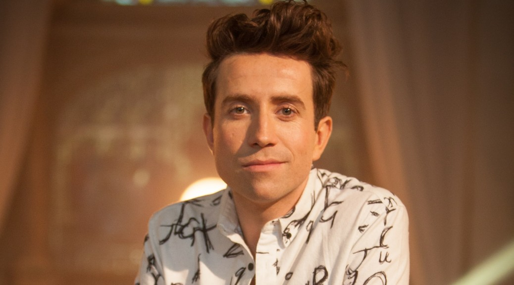 7f0e46a683673 X Factor s Nick Grimshaw reveals why his dad may not watch him on the show