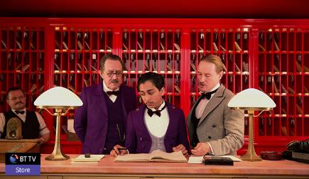© 2014 Twentieth Century Fox Film Corporation. All rights reserved.	Grand Budapest Hotel