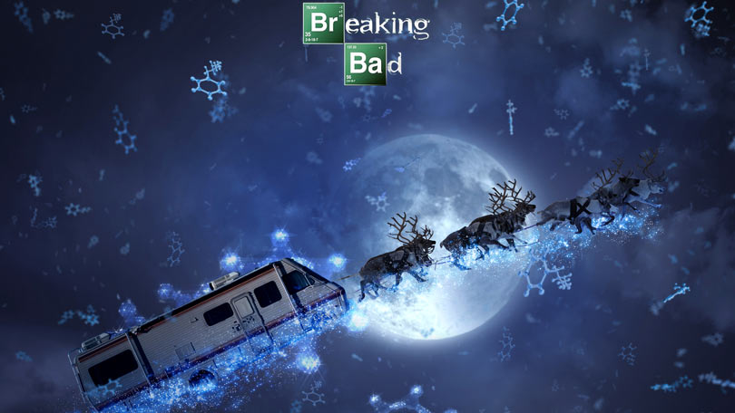 A Walter White Christmas: Why AMC's Breaking Bad festive