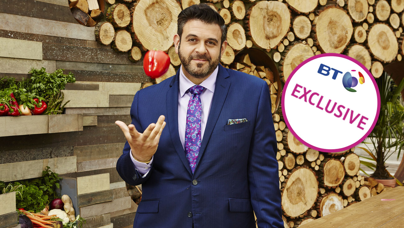 Adam Champ exclusive: bbq champ's adam richman's tips for the perfect