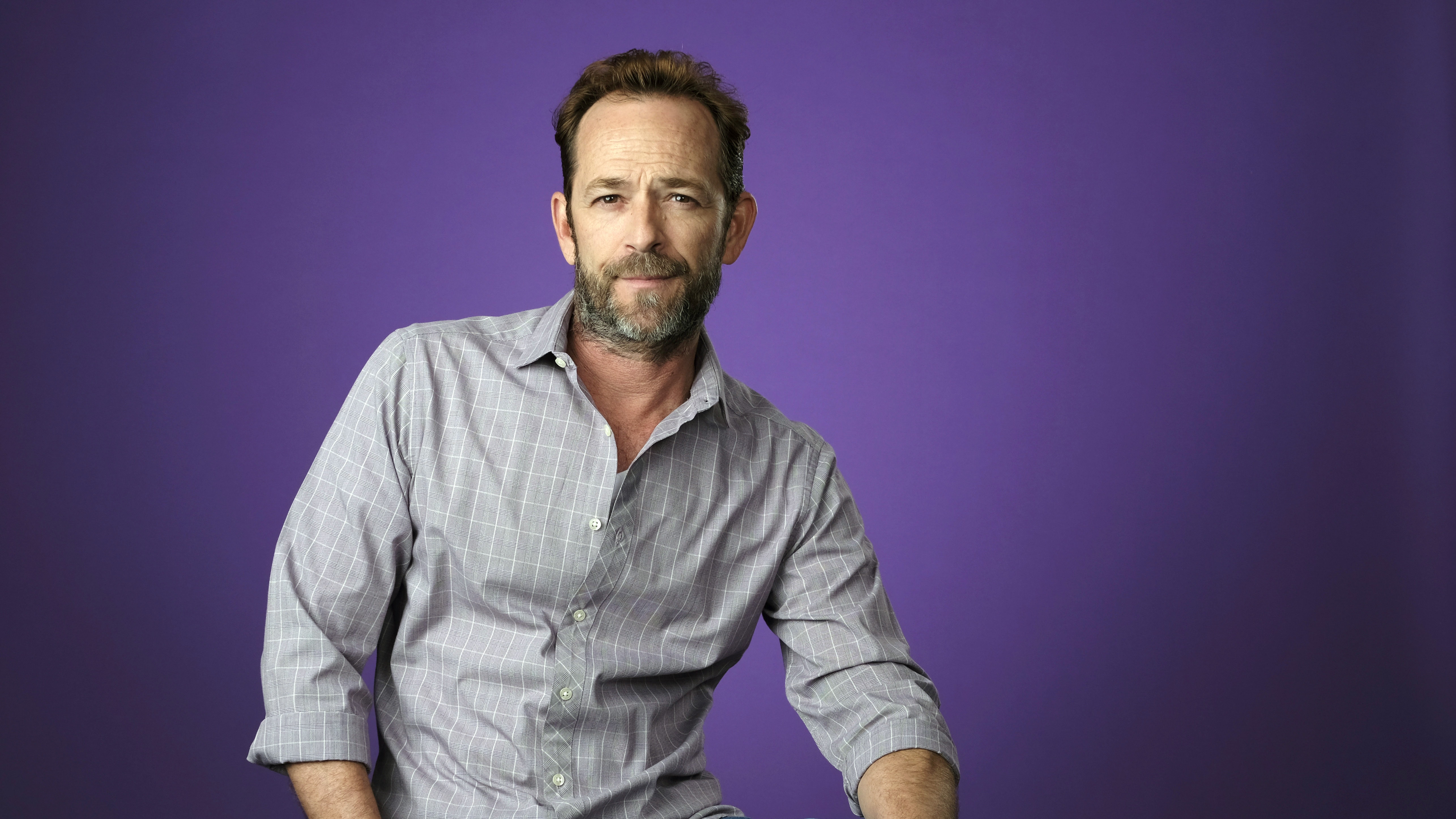 3dcc63711 Beverly Hills, 90210 star Shannen Doherty pays emotional tribute to Luke  Perry