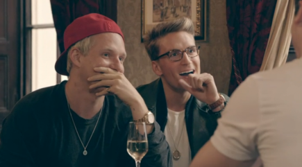 Binky and JP revealed their baby news on Made In Chelsea and none of the cast seemed that surprised