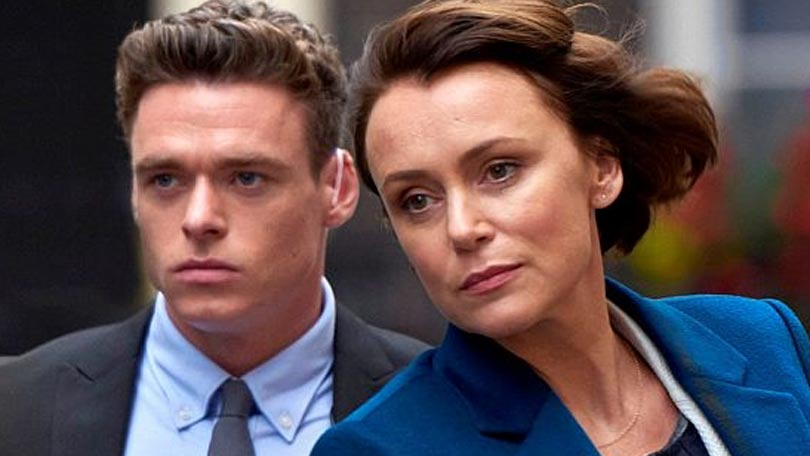 When is Bodyguard starting on the BBC? Who is in the cast? What is the plot?