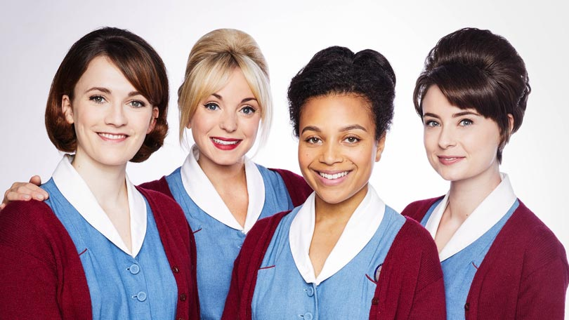 Call The Midwife Season 5 Christmas Special.Call The Midwife Cast And Characters Who S Joining And