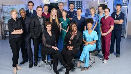 carry on casualty 30 amazing facts about the long running hospital