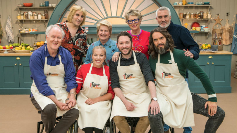 Celebrity Bake Off: Who are the contestants? When does it