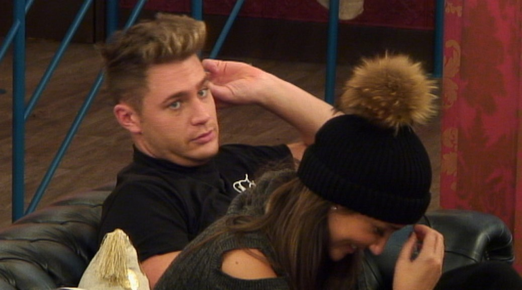 Celebrity Big Brother Scotty T Is Confused About Make Up Contouring
