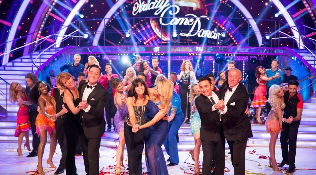 Countdown to Strictly 2015: Iwan Thomas begins rehearsals