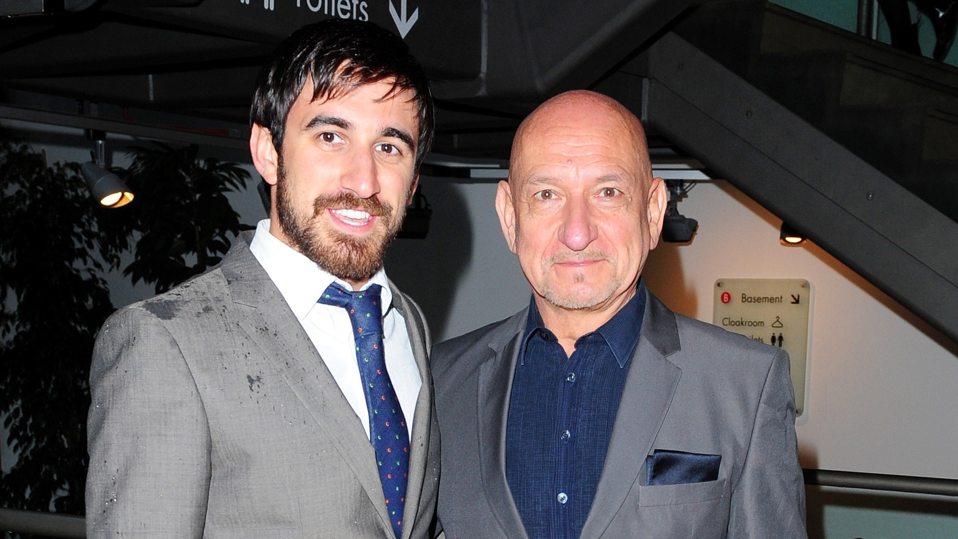 'Dad would never criticise my work,' says Sir Ben Kingsley ...