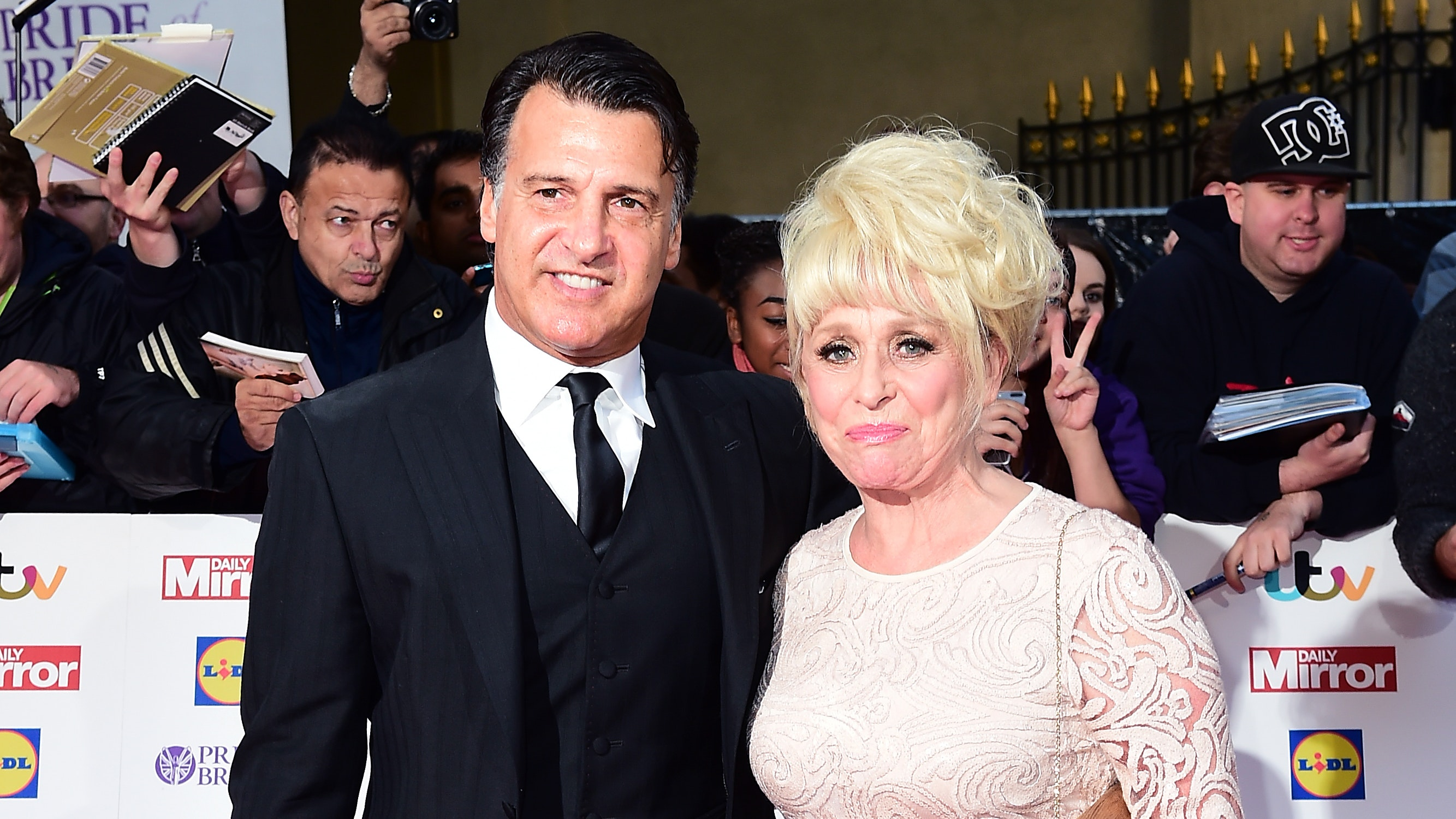 773eb4f5839a Dame Barbara Windsor is becoming more scared, says husband | BT