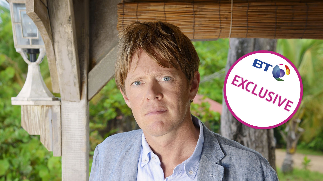 Exclusive: Death in Paradise star Kris Marshall reveals all about