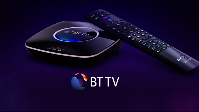 BT TV: How to use your BT TV box | BT