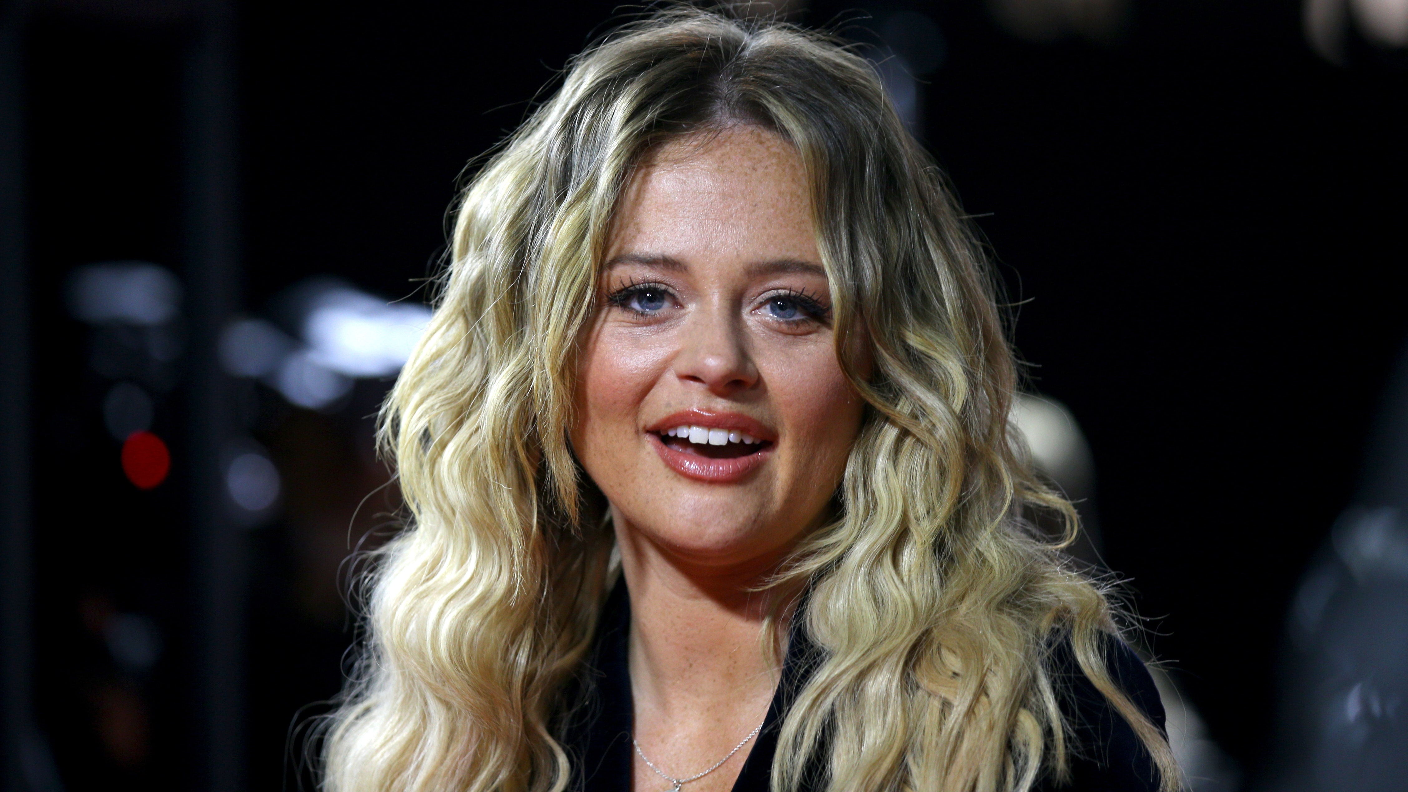 Emily Atack Teases Jamie Redknapp Romance We Re Not Going Out Yet