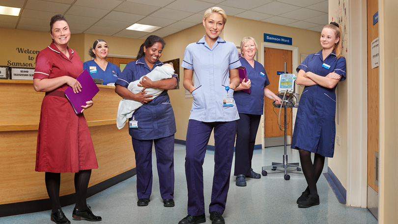 Emma Willis returns for season 2 of Delivering Babies - and