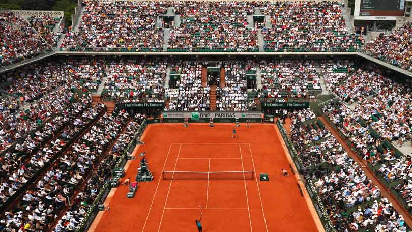 01030c88 French Open: How to watch the live coverage of Roland-Garros 2019 on  Eurosport - full schedule and listings
